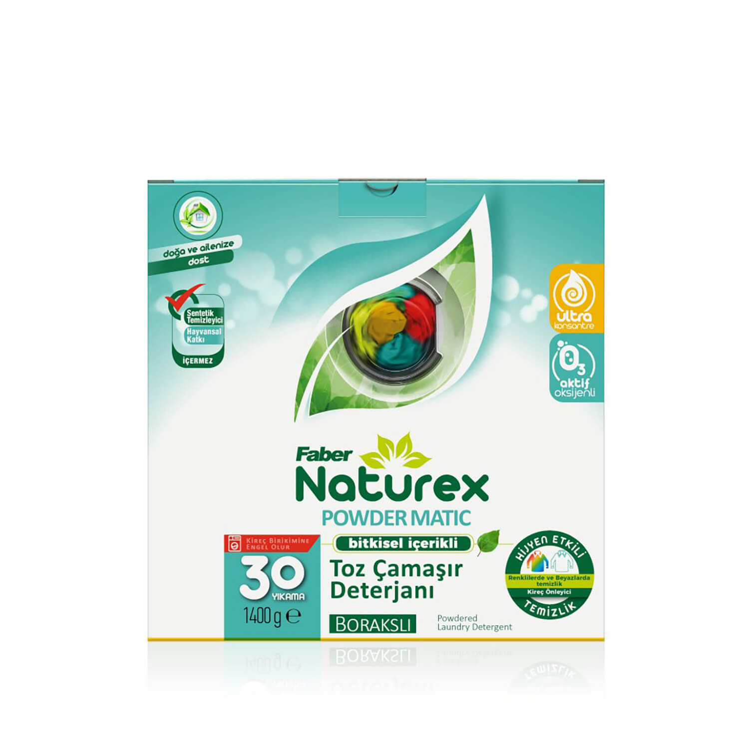 Faber Naturex® Powder Matic
